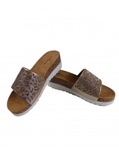 Sandalo Platform Donna...