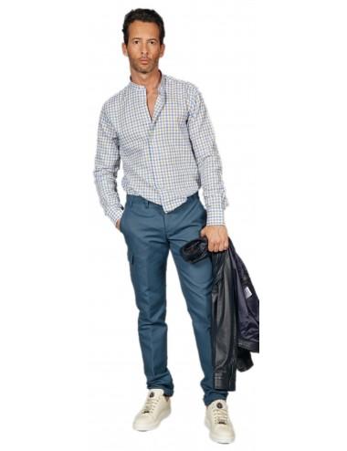 Camicia Uomo In Lino e...