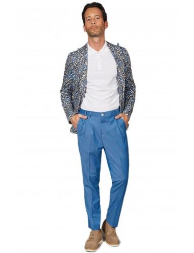 Pantalone Uomo In Cotone e...