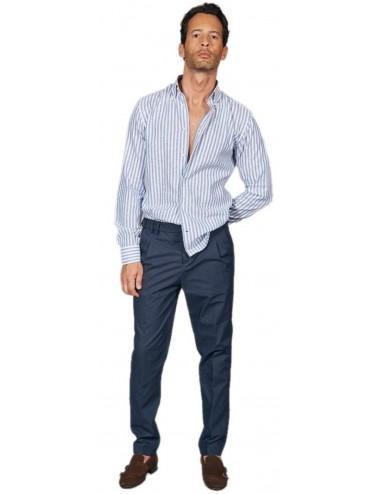 Pantalone Uomo In Cotone...