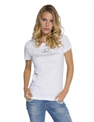 T-Shirt Donna 100% Cotone...
