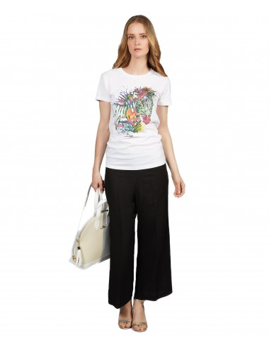 T-Shirt Donna In Cotone...